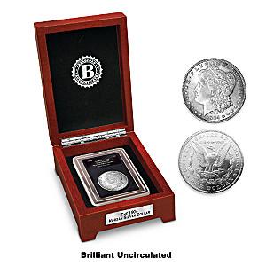 """The Last """"True"""" Morgan Silver Dollar: Uncirculated"""