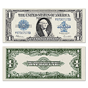 The Largest U.S. Note: A 1923 $1 Silver Certificate