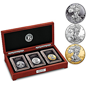 30th Anniversary Silver Eagle Special Edition Coin Set