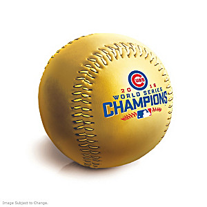 2016 World Series Championship Chicago Cubs Baseball Coin