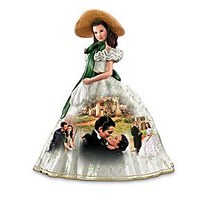 """""""Gone With The Wind"""" Porcelain Figurine Collection"""