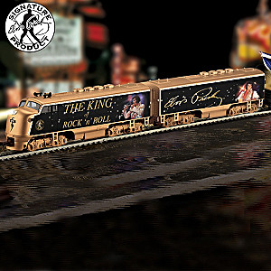 """King Of Rock 'N' Roll Express"" Train Collection"