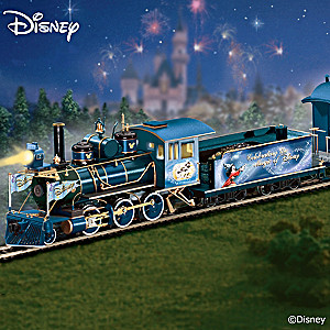 """Magic Of Disney Express"" Illuminating Train Collection"