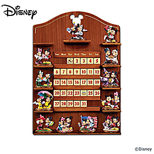 """Mickey And Minnie Together Forever"" Perpetual Calendar"