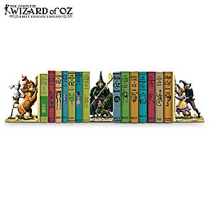 Authentic Replica Of The Original Wizard Of Oz Books