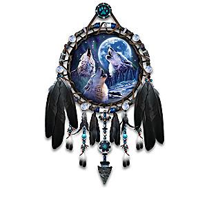 "Robin Koni ""Sacred Spirit"" Glow-In-The-Dark Dreamcatchers"