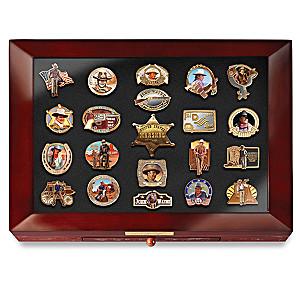 John Wayne Tribute Pin Collection