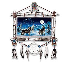 Cynthie Fisher Glow-In-The-Dark Wolf Art Collection