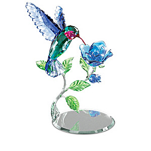 Garden Treasures Of Sparkling Elegance Figurine Collection
