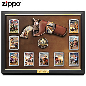 John Wayne Art Zippo® Lighter Collection