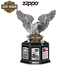Harley-Davidson® Zippo® Lighter Collection