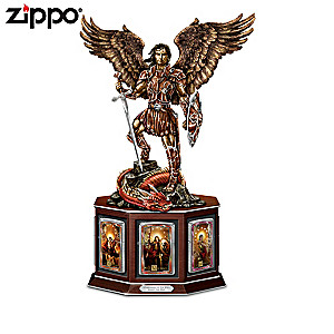 Guardians Of His Will Zippo® Collection And Display