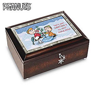 A Charlie Brown Christmas PEANUTS Music Box Collection