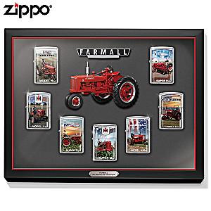 Farmall: An American Tradition Zippo® Lighter Collection