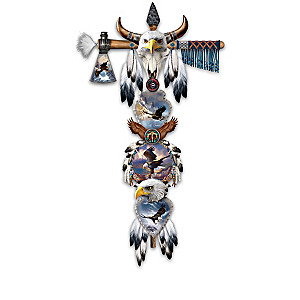 """Ted Blaylock """"Journey Of The Spirit"""" Wall Decor Collection"""