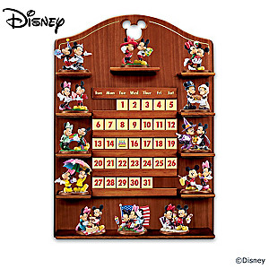 """""""Mickey Mouse And Minnie Mouse Together Forever"""" Calendar"""