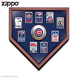 Cubs™ World Series Champions™ Zippo® Lighters
