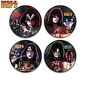 KISS Vinyl Revolution Wall Art Collection
