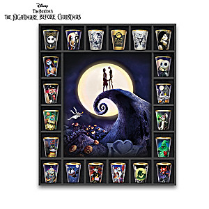 The Nightmare Before Christmas Collection And Custom Display