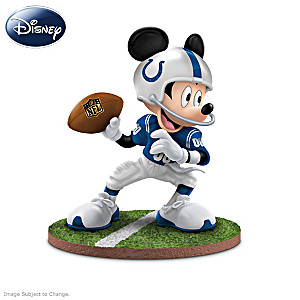Indianapolis Colts Disney Character Figurine Collection