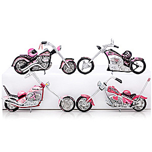 """""""Rebels For A Cause"""" Pink Power Chopper Collection"""