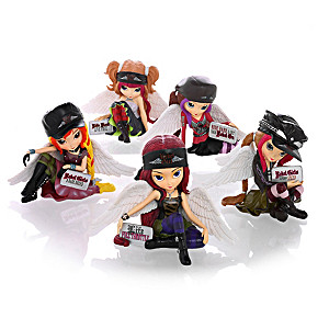 """Jasmine Becket-Griffith """"Little Rebels"""" Figurine Collection"""
