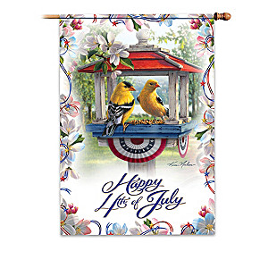 Holiday Flags With Kim Norlien Songbird Art