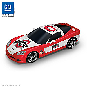 Ohio State Buckeyes Muscle Car Sculpture Collection