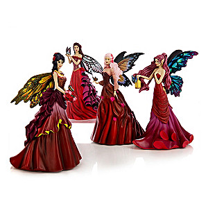 """Nene Thomas """"Magical Blessing Of Hope"""" Figurine Collection"""