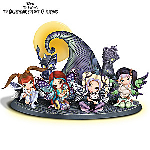 jasmine becket griffith nightmare before christmas figurines - Nightmare Before Christmas Pics