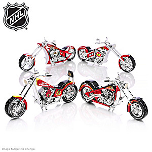 Blackhawks® Choppers With Official Logos And Colors