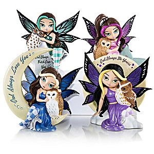 "Jasmine Becket-Griffith ""Mystic Vision"" Figurine Collection"