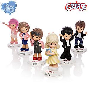 "Precious Moments ""Grease"" Figurine Collection"