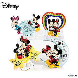 Mickey & Minnie Our Love Is Out Of This World Collection