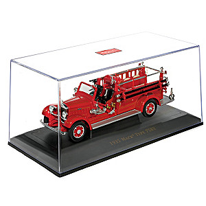 """""""The Evolution Of The Fire Engine"""" Diecast Truck Collection"""