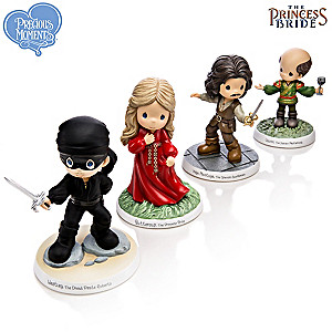 "Precious Moments ""The Princess Bride"" Figurine Collection"