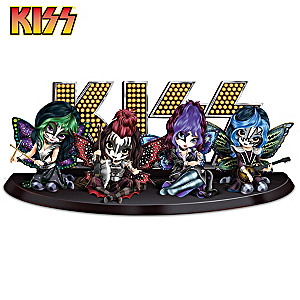 Jasmine Becket-Griffith KISS Fairy Figurine Collection