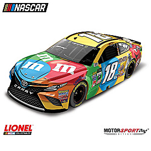 1:24-Scale Kyle Busch No. 4 2017 Diecast Car Collection
