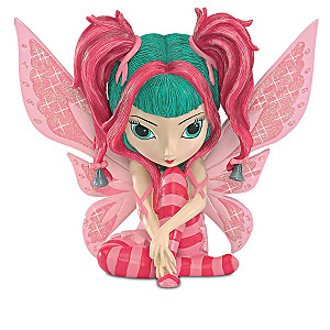 """Jasmine Becket-Griffith """"Magic Of Hope"""" Figurine Collection"""