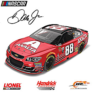 1:24-Scale Dale Jr. 2017 #88 Axalta Diecast Car Collection