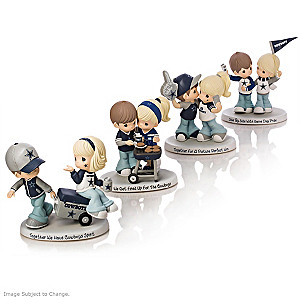 "Precious Moments ""Cowboys Pride"" Figurine Collection"