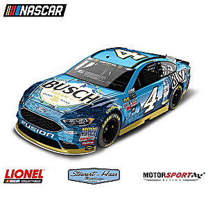 1:24-Scale Kevin Harvick No. 4 2018 Diecast Car Collection