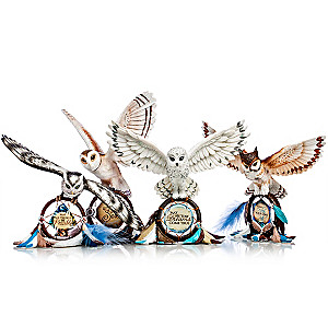 "Jody Bergsma's ""Let Your Spirit Soar"" Figurine Collection"