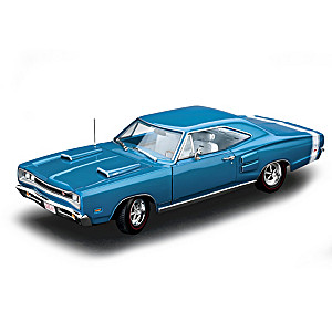 """1:18-Scale """"True Blue Muscle"""" Diecast Car Collection"""