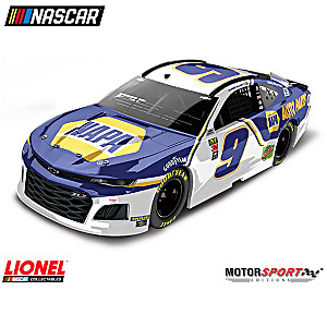 Chase Elliott 1:24-Scale No. 9 2019 Diecast Car Collection