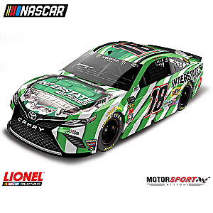 1:24-Scale Kyle Busch 2019 Diecast Car Collection