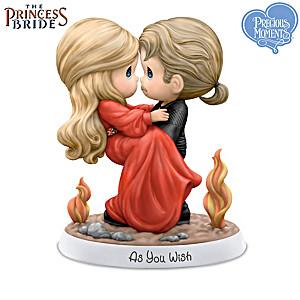 Precious Moments Princess Bride Figurine Collection