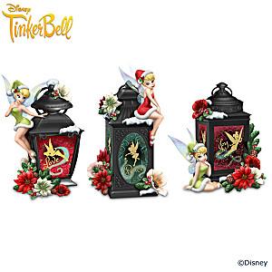 Disney Tinker Bell Illuminated Lantern Collection