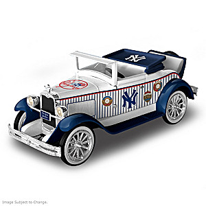 A History of Greatness Yankees Diecast Bank Collection