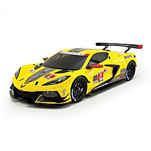 1:18-Scale Corvette Racing Team Car Sculpture Collection